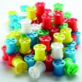 cotton reels 100 pack,cotton reels special needs,childrens cotton reels,sensory toy cotton reels,cheap cotton reels